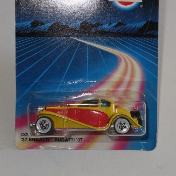 Mattel HotWheels No2526 Bugatti 1937