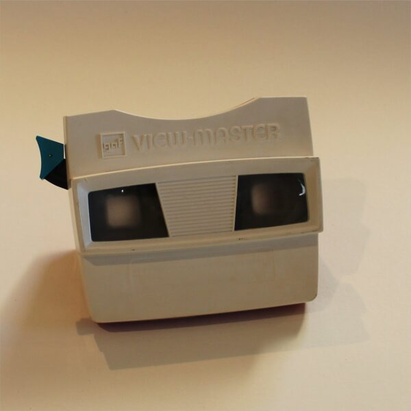 GAF View-Master Hand-held 1970's Two Tone Viewer