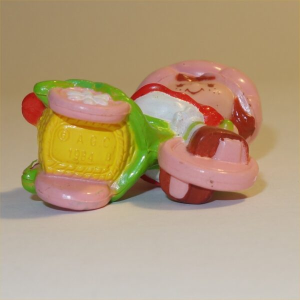 Strawberry Shortcake: 1984 Strawberry Shortcake & Custard PVC Figurine