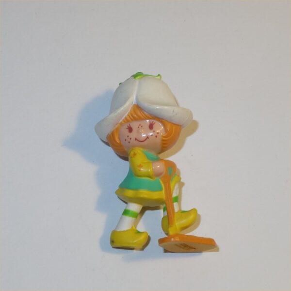 Strawberry Shortcake 1983 Mint Tulip with Shovel PVC Figurine