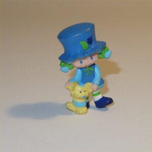 Strawberry Shortcake 1983 Blueberry Muffin & Cheesecake Mouse PVC Figurine