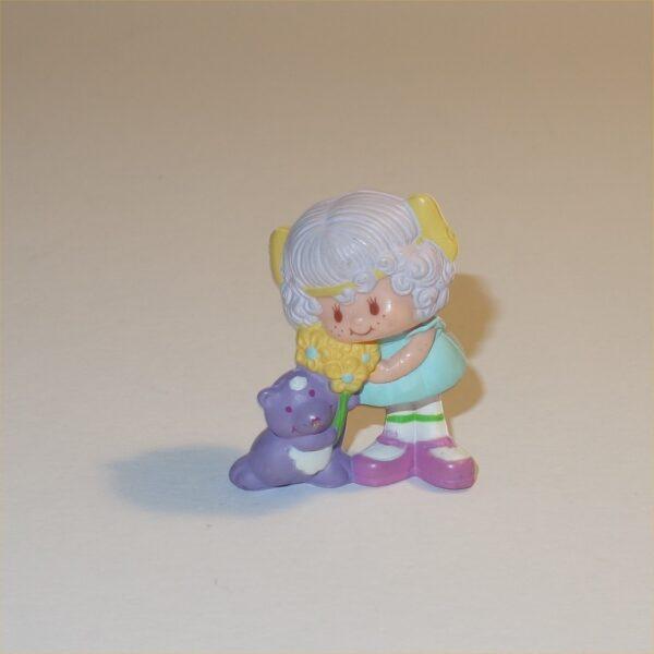 Strawberry Shortcake 1983 Angel Cake and Souffle PVC Figurine
