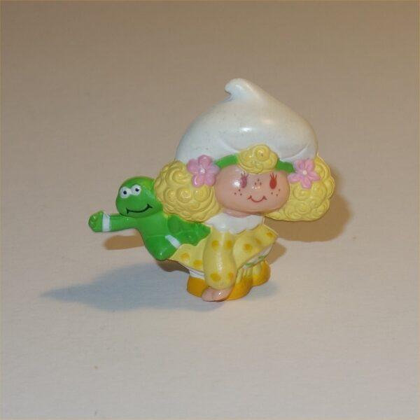 Strawberry Shortcake 1983 Lemon Meringue & Frappe PVC Figurine