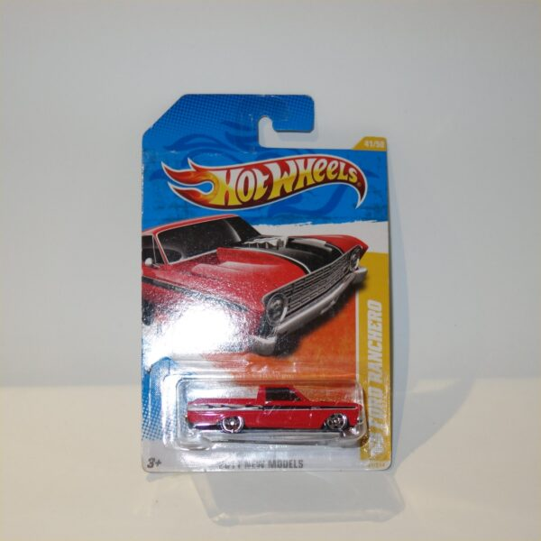 Hotwheels 2011 #41 '65 Ford Ranchero