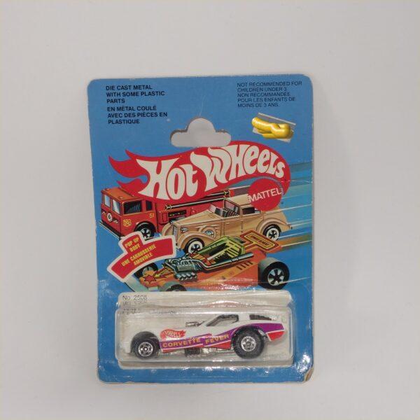 Matchbox 1983 Hot Wheels 2508 Chevrolet Corvette Vetty Funny