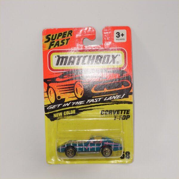 Matchbox Superfast MB58 Chevrolet Corvette T Top