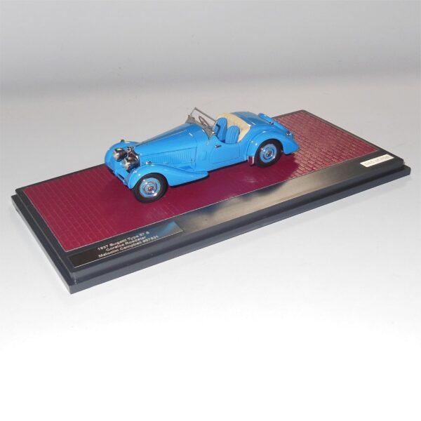 Matrix MX40205-091 Bugatti 57S Corsica Roadster Campbell 1937