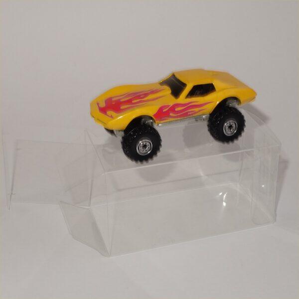 Mattel Hot Wheels 1987 Corvette Stingray Monster Vette Truck