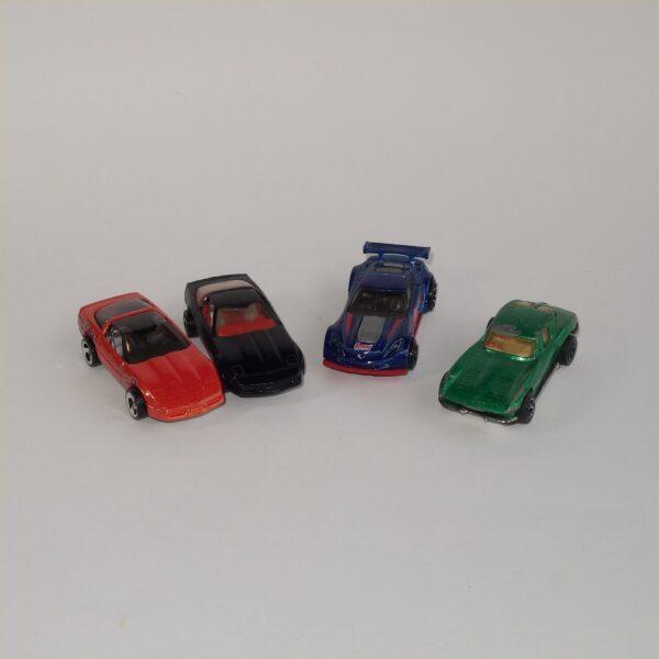 Hotwheels Corvette Mixed Bag Lot#1041