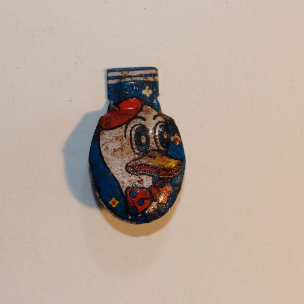 Vintage Japan Clicker Party Favour Show Bag Quacky Duck Image