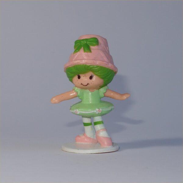 Strawberry Shortcake 1982 Lime Chiffon Ballerina PVC Figurine