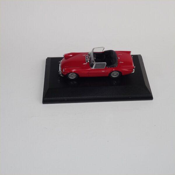 Oxford DSP002 Daimler SP250 Royal Red