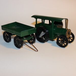 Tri-Ang Minic 54M Traction Engine & Trailer