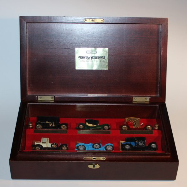 Matchbox Models of Yesteryear Connoisseurs Collection 1984