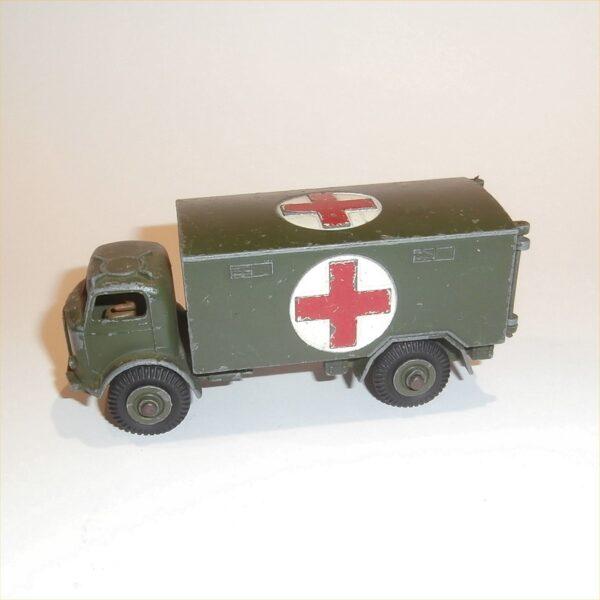 Dinky Toys 626 Military Ambulance