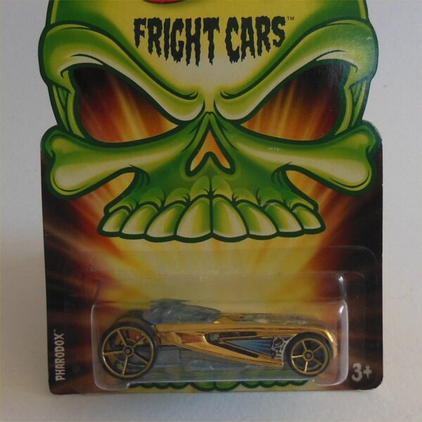Hot Wheels 2008 Fright Cars Pharodox MoC.