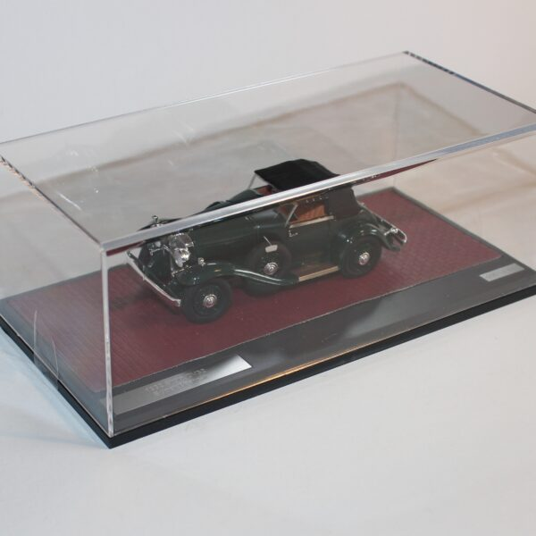 Matrix MX41804-072 Stutz DV32 Super Bearcat Closed Coupe 1932 Green
