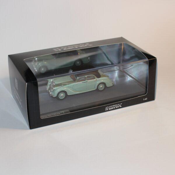 Matrix MX41704-021 Riley RME 1.5Litre 1950 Green