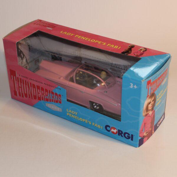 Corgi Toys Thunderbirds Lady Penelope Rolls Royce FAB1