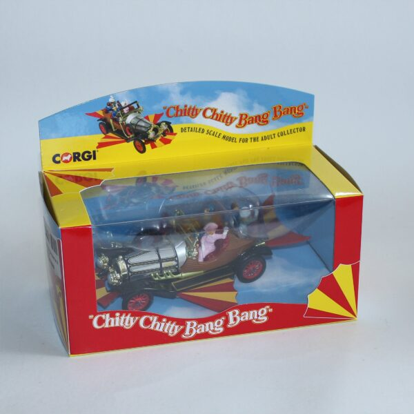 Corgi Toys Chitty Chitty Bang Bang #CC03502 with Figures