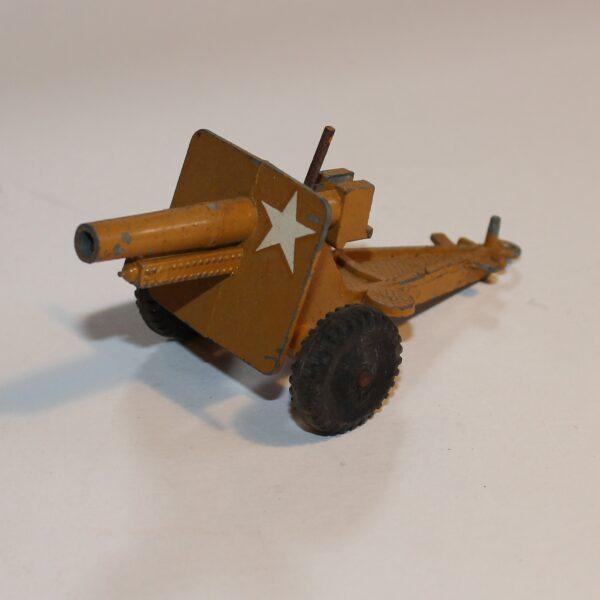 Lone Star Harvey Series DCMT War in the Desert 1:43 25lb Field Gun