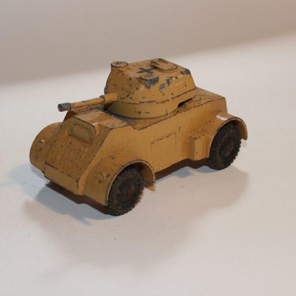 Lone Star Harvey Series DCMT War in the Desert 1:43 Armoured Car