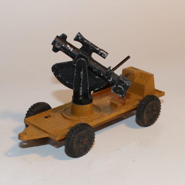 Lone Star Harvey Series DCMT War in the Desert 1:43 Rocket Launcher Trailer Mounted