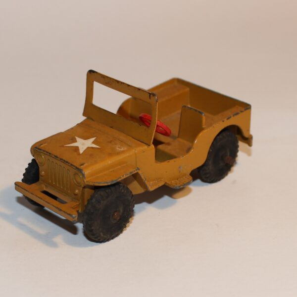 Lone Star Harvey Series DCMT War in the Desert 1:43 Military Jeep