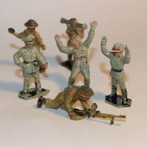 Lone Star Harvey Series DCMT War in the Desert Figures