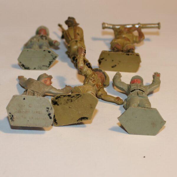 Lone Star Harvey Series DCMT War in the Desert 1:32 54mm Figures