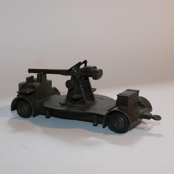 Dinky Toys 161b Anti Aircraft Gun