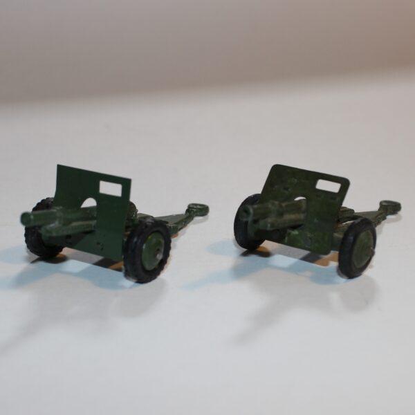 Dinky Toys 162c 18 Pounder Rapid Firing Field Gun