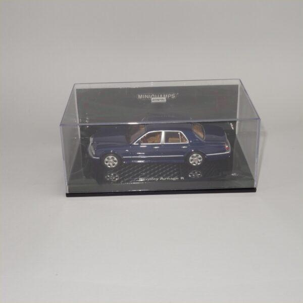 Minichamps 2001 Bentley Arnage Red Label Blue Metallic