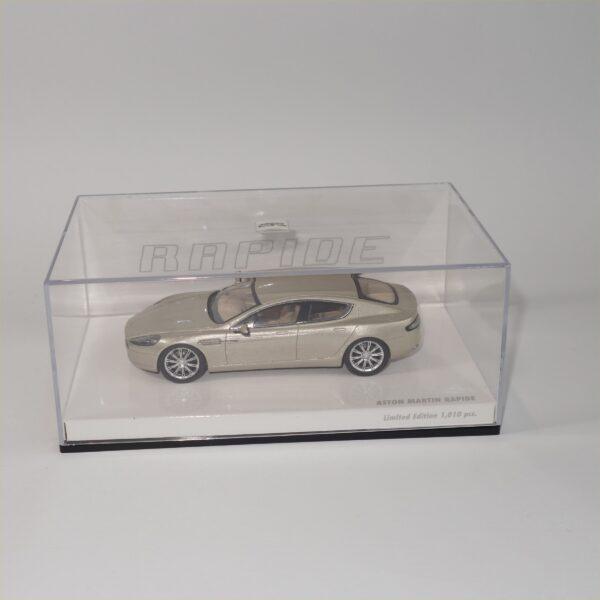 Minichamps Aston Martin Rapide Silver Blonde