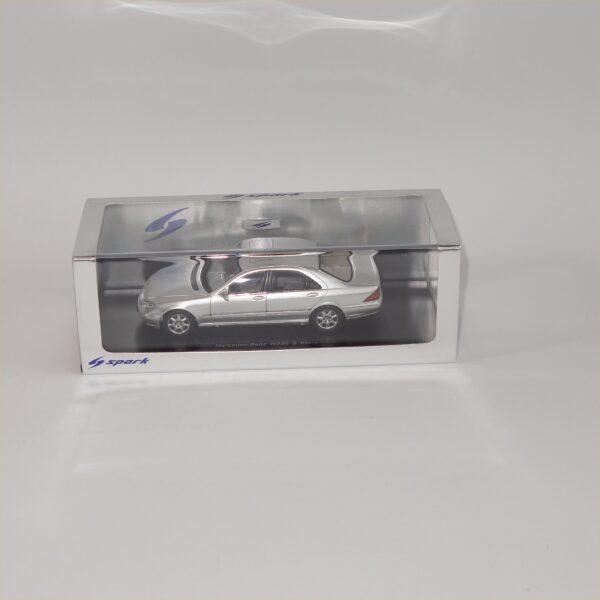 Spark S1062 Mercedes Benz W220 S-Klass Silver