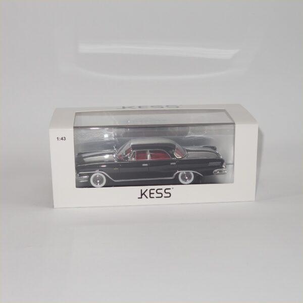 KESS #KE43032020 1962 Chryster New Yorker Sedan 4Door Black