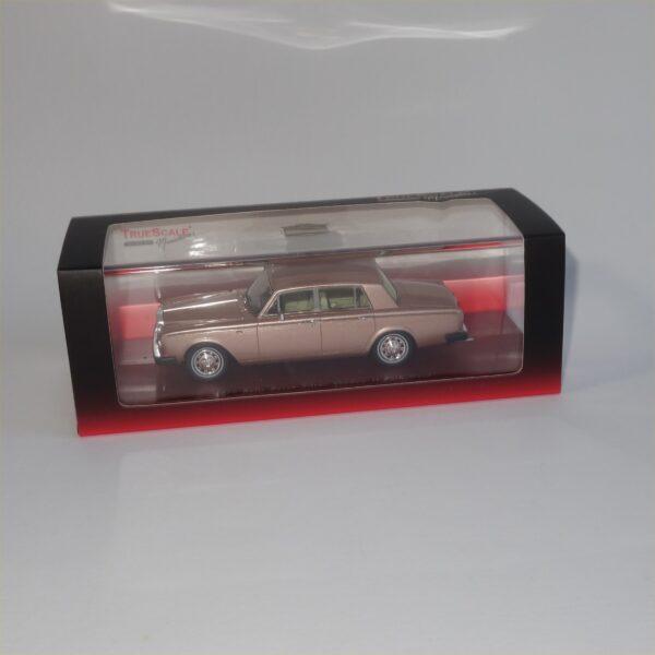 TSM #114318 1979 Rolls Royce Silver Shadow II Park Ward RoseGold