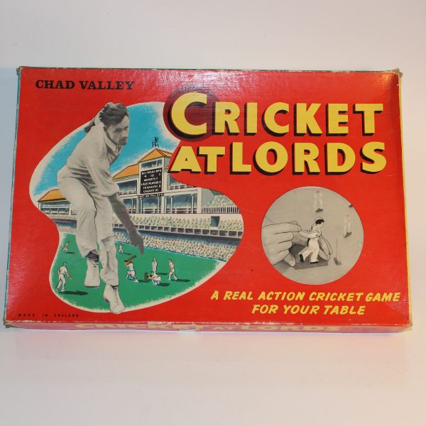 Chad Valley Cricket at Lords Board Table Top Game