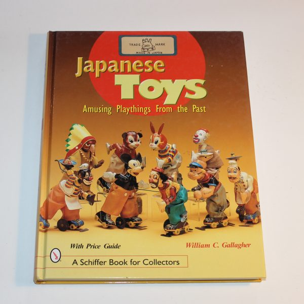 Schiffer Gallagher Japanese Toys Reference Book