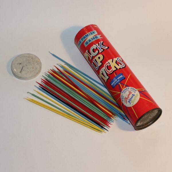 1960's Pick-Up Sticks Game Thomas Hore Australian Plastic Toys