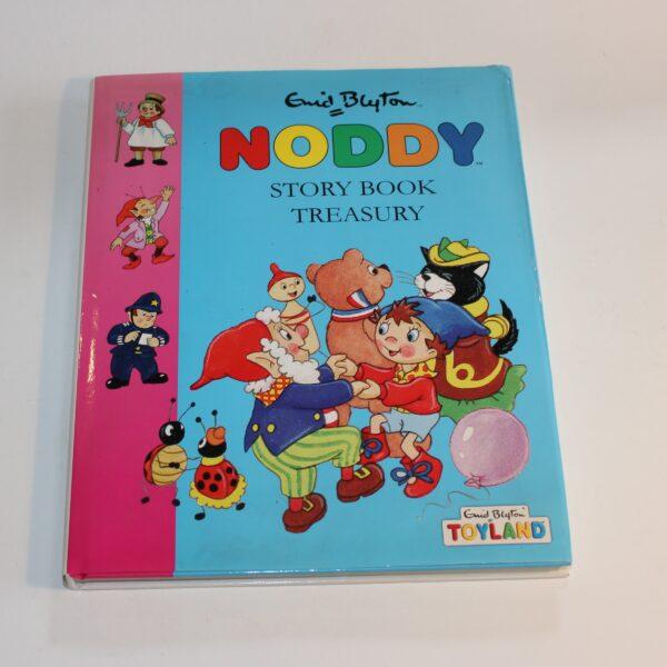 Noddy Story Book Treasury Enid Blyton 1997 Compendium