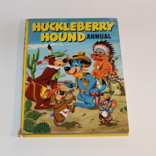 Huckleberry Hound Annual 1961 Hanna-Barbera