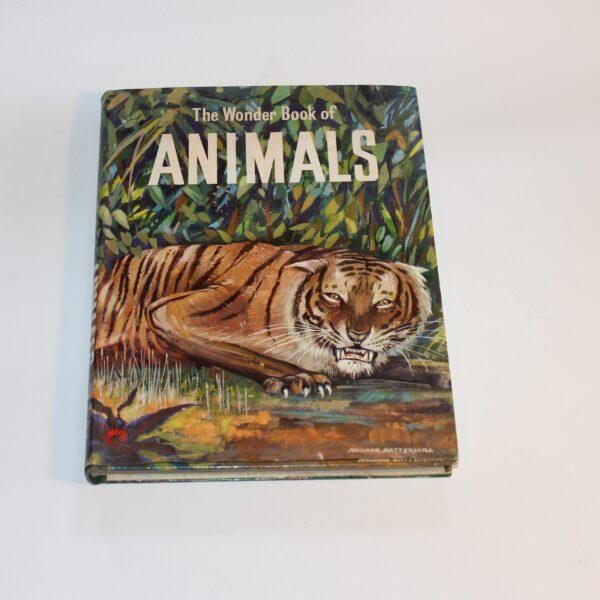 1960 The Wonder Book of Animals Ed. Burton Pub. Ward Lock