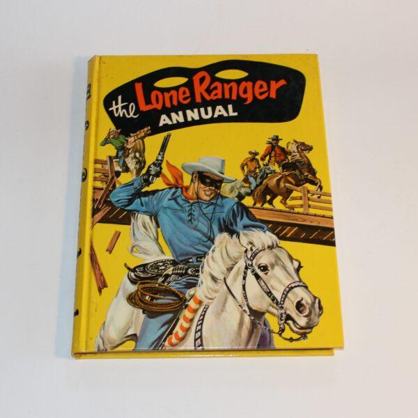 1959 Lone Ranger Annual Cartoon Comic Book England