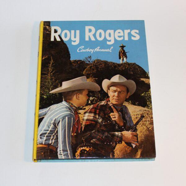 1960 Roy Rogers Annual Cartoon Comic Book England