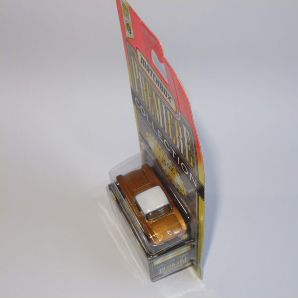 Matchbox Series 6 Premiere Collection Chevrolet Corvette 1962 Gold
